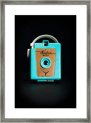 Vintage Sabre 620 Camera Framed Print by Jon Woodhams
