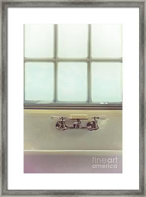 Vintage Soap Framed Print by Margie Hurwich