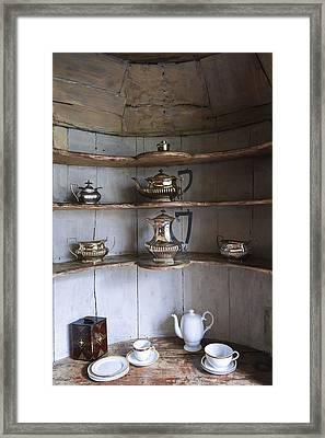Vintage Framed Print by Svetlana Sewell
