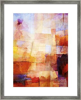 Vintago Framed Print by Lutz Baar
