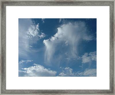 Virga Framed Print