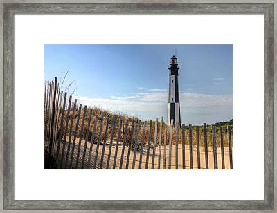 Virginia Beach Framed Print by JC Findley