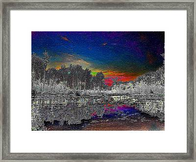 Virginia Landscape Art #1  Framed Print