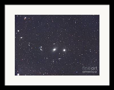 Ngc 4402 Framed Prints