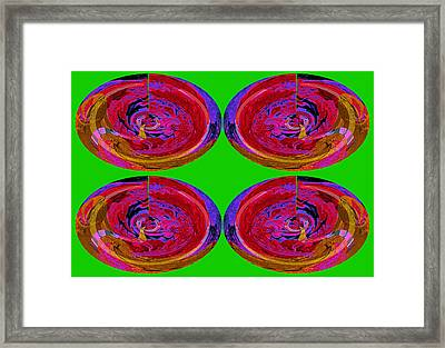 Virtuous Clone Antonym Innocence 2013 Framed Print by James Warren