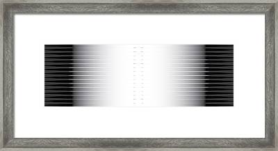 Vision Chamber 2 Framed Print