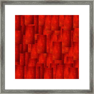 Vision Of Futures Framed Print by Anders Hingel