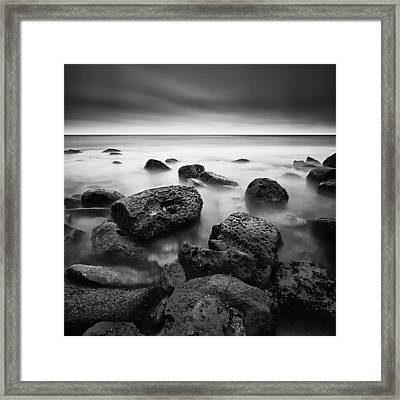 Visions Of Time I Framed Print by Ryan Weddle