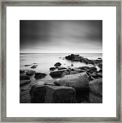 Visions Of Time II Framed Print by Ryan Weddle