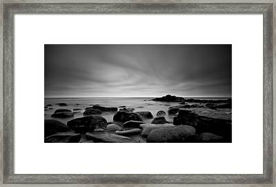 Framed Print featuring the photograph Visions Of Time IIi by Ryan Weddle