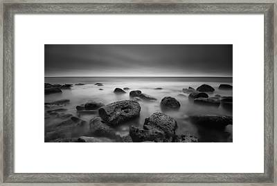 Framed Print featuring the photograph Visions Of Time Iv by Ryan Weddle