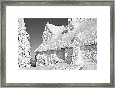 Vista House One Zero Two Framed Print