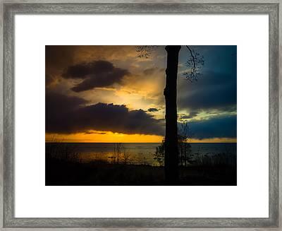 Framed Print featuring the photograph Vistas by Jason Naudi Photography