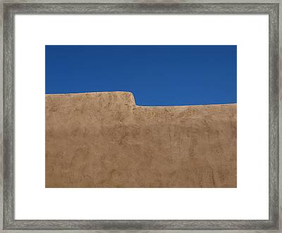 Visual Mantra Framed Print