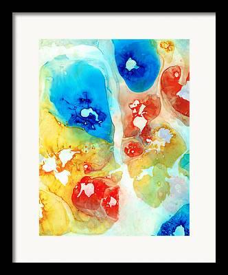 Vigor Framed Prints