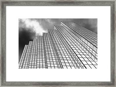 Vitreous Framed Print by Sandro Rossi