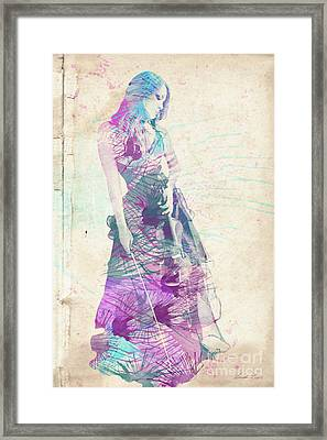 Viva La Vida Framed Print by Linda Lees