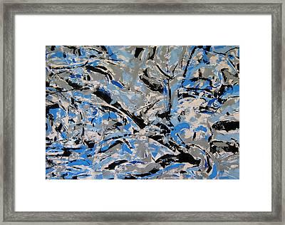 Vivaldi - Winter Framed Print by Vladimir Vlahovic