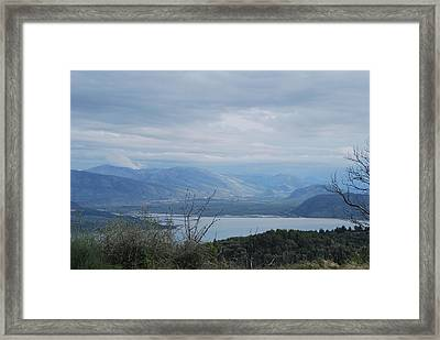Vivary  Framed Print by George Katechis