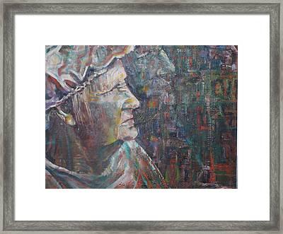 Vivian Fruitnick Framed Print