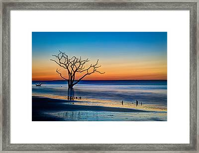 Vivid Dream Framed Print by Serge Skiba