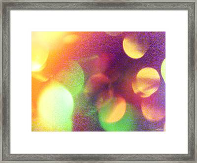 Vodka Memories Framed Print