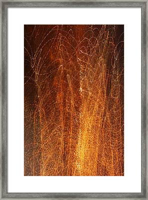 Volcano Framed Print by Vitaliy Gladkiy