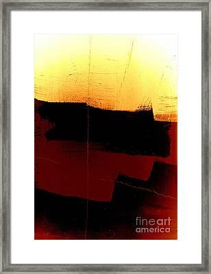Voniia Framed Print