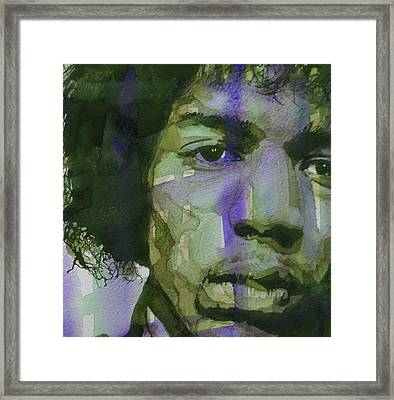 Voodoo Child Framed Print