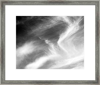 Vortex Framed Print by Jim Rossol
