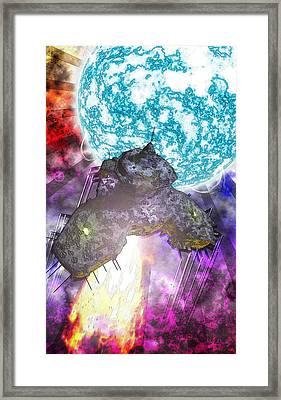 Voyage Framed Print by Matt Lindley