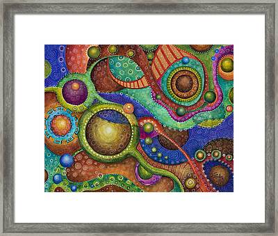 Voyage Framed Print by Tanielle Childers