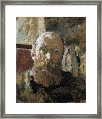Vuillard, Edouard 1868-1940 Framed Print by Everett