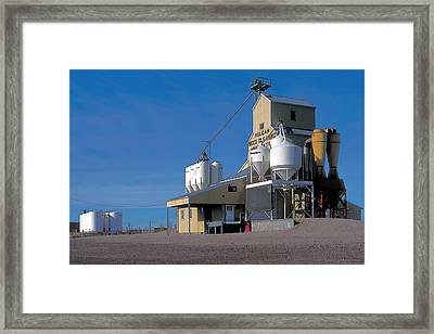 Vulcan 2 Framed Print by Terry Reynoldson