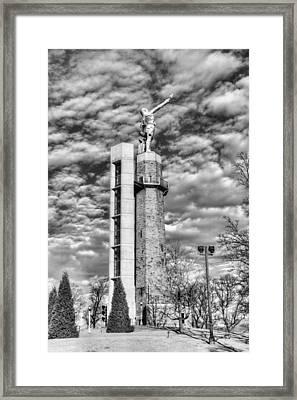 Vulcan Birmingham  Framed Print