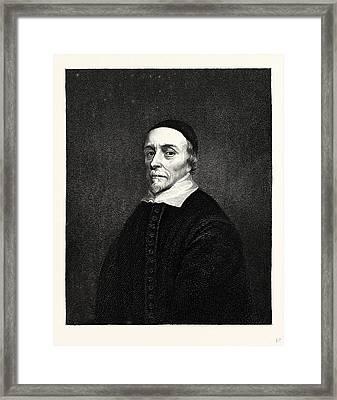 W. Harvey M.d Framed Print