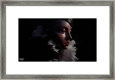 W548 Framed Print