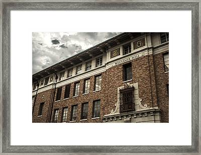 Waggener Hall Framed Print