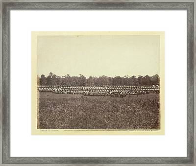 Wagon Park Framed Print by British Library
