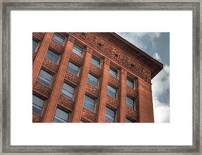 Wainwright St. Louis Framed Print