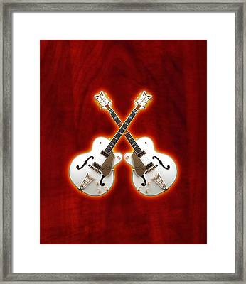 Waite Gretsch Framed Print