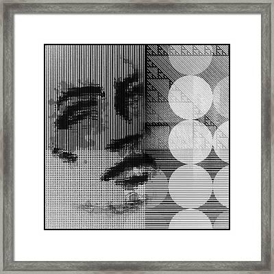 Waiting For You Framed Print
