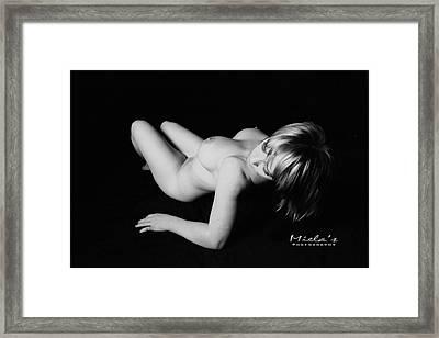 Waiting Framed Print by Emile Steyn