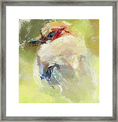 Waiting For The Winter Framed Print by Yury Malkov