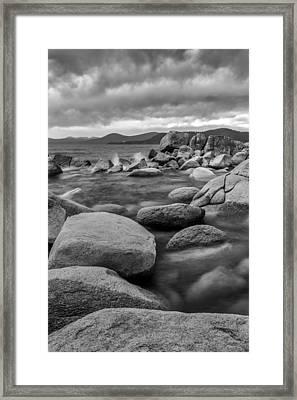 Waiting Framed Print by Jon Glaser
