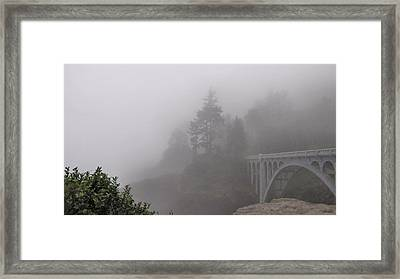 Framed Print featuring the photograph Waiting by Katie Wing Vigil