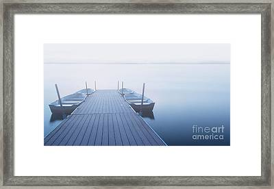 Waiting Framed Print by Rima Biswas