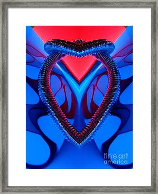 Framed Print featuring the photograph Waiting by Trena Mara