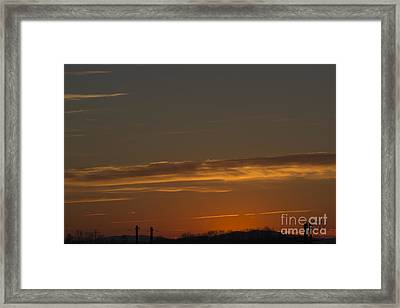 Wake Up Framed Print by Michael Waters
