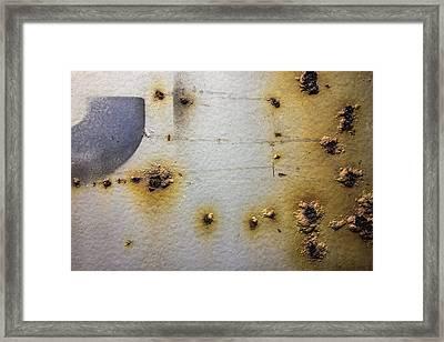 Waking Rust Framed Print by David Stone